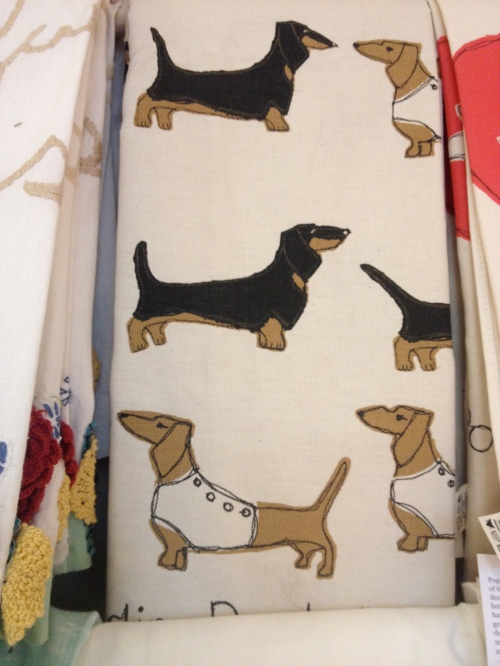 Tea Towel found at Anthropologie